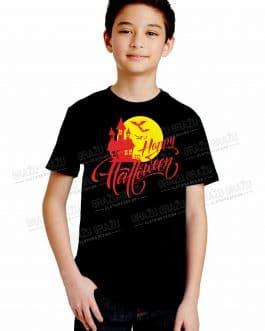 """Marškinėliai """"Happy Halloween"""""""