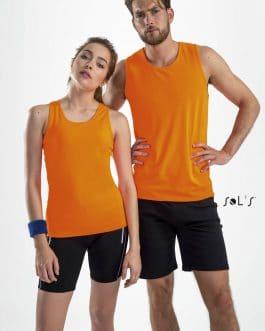 Sportiniai berankoviai marškinėliai vyrams