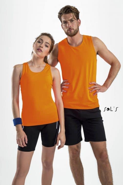 Vyriški sportiniai berankoviai marškinėliai