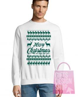 """Kalėdinis džemperis """"Marry Christmas"""""""