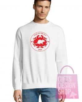 """Kalėdinis džemperis """"Logo 2020"""""""