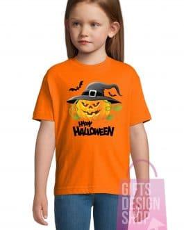 """Helovino marškinėliai """"Moliūgas"""""""