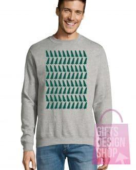 """Kalėdinis džemperis  """"Eglutės"""""""