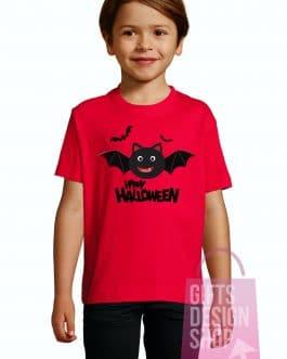 """Helovino marškinėliai """"Šikšnosparnis"""""""