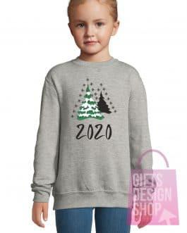"""Kalėdiniai vaikiški džemperiai """"Eglės"""""""
