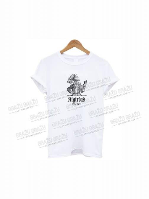 Marškinėliai Algirdas