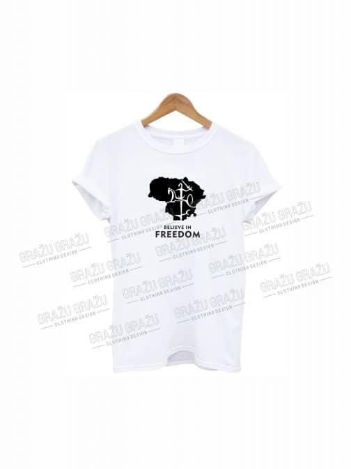 Marškinėliai Freedom