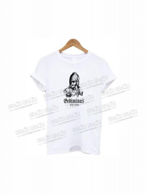 Marškinėliai Gediminas