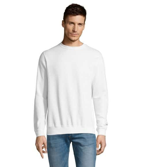 džemperis baltas