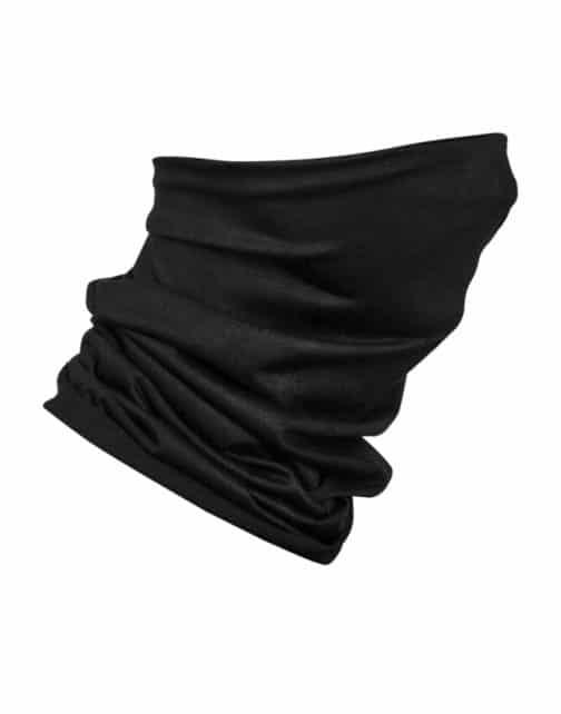 Multifunkcinė kaklo mova juoda