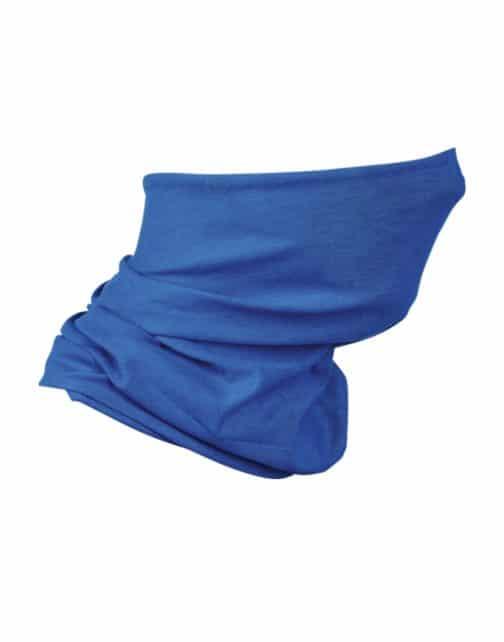 Multifunkcinė kaklo mova mėlyna