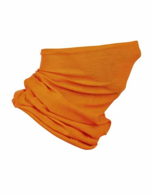 Multifunkcinė kaklo mova oranžinė