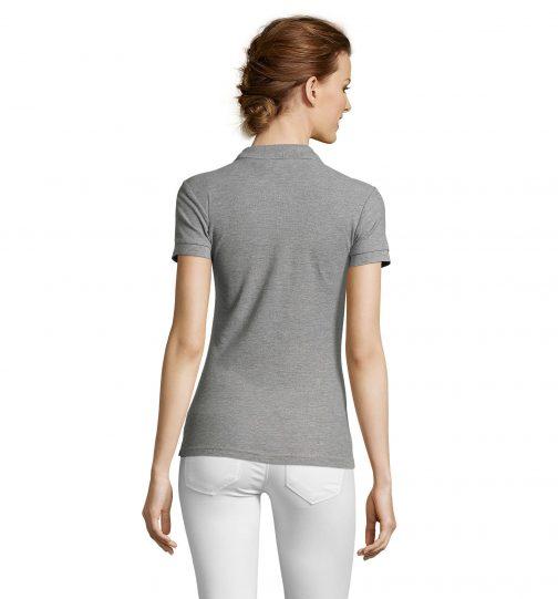 Polo marškinėliai moterims nugara