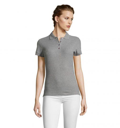 Polo marškinėliai moterims priekis