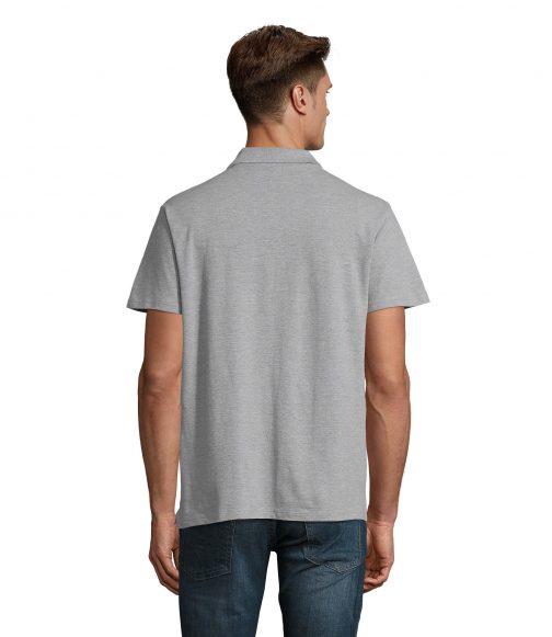 Polo marškinėliai vyrams nugara