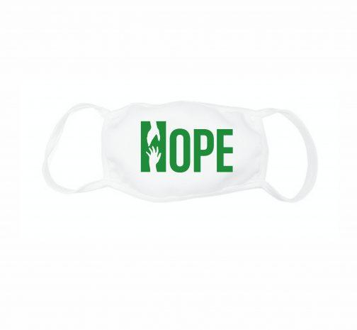 """Veido kaukė """"hope"""""""