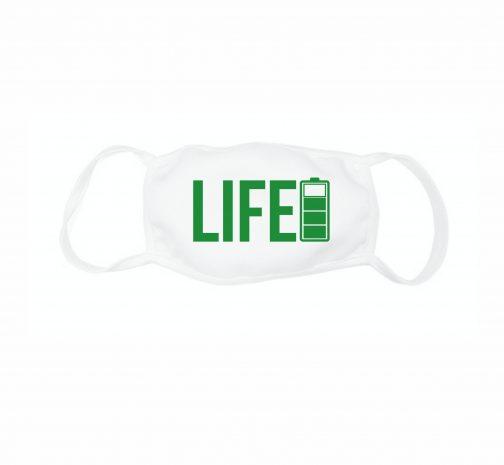 """Veido kaukė """"life"""""""