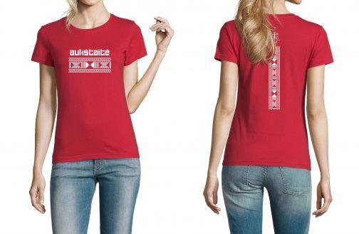 Marškinėliai Aukštaitė
