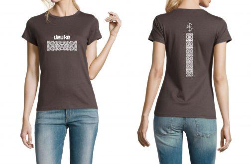 Dzūkė marškinėliai