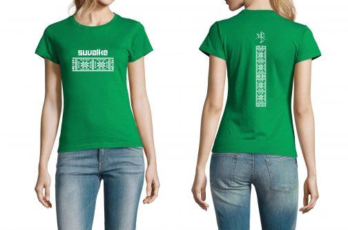 Suvalkė marškinėliai
