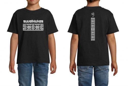 Marškinėliai Suvalkiukas