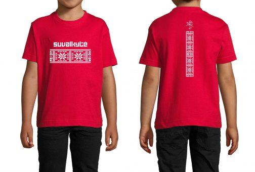 Marškinėliai Suvalkytė