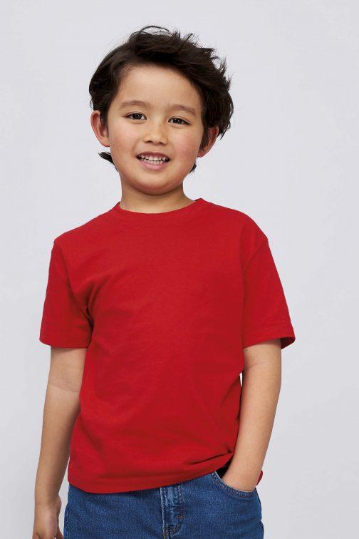 Vaikiški medvilniniai marškinėliai